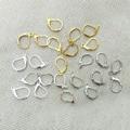 earrings findings french hook Stopper Clip Locks/Earring making Clip On Loop jewelry Dangle Charms assessories crafts de bijuox