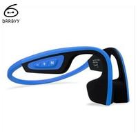 Hot Sale LF 19 Intelligent Bass Stereo Bone Conduction Headphones Wireless Bluetooth Earphone With Microphone Hands