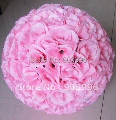 Doprava zdarma -40cm vnitřní plastový míč-květ koule s - Pro svátky a večírky