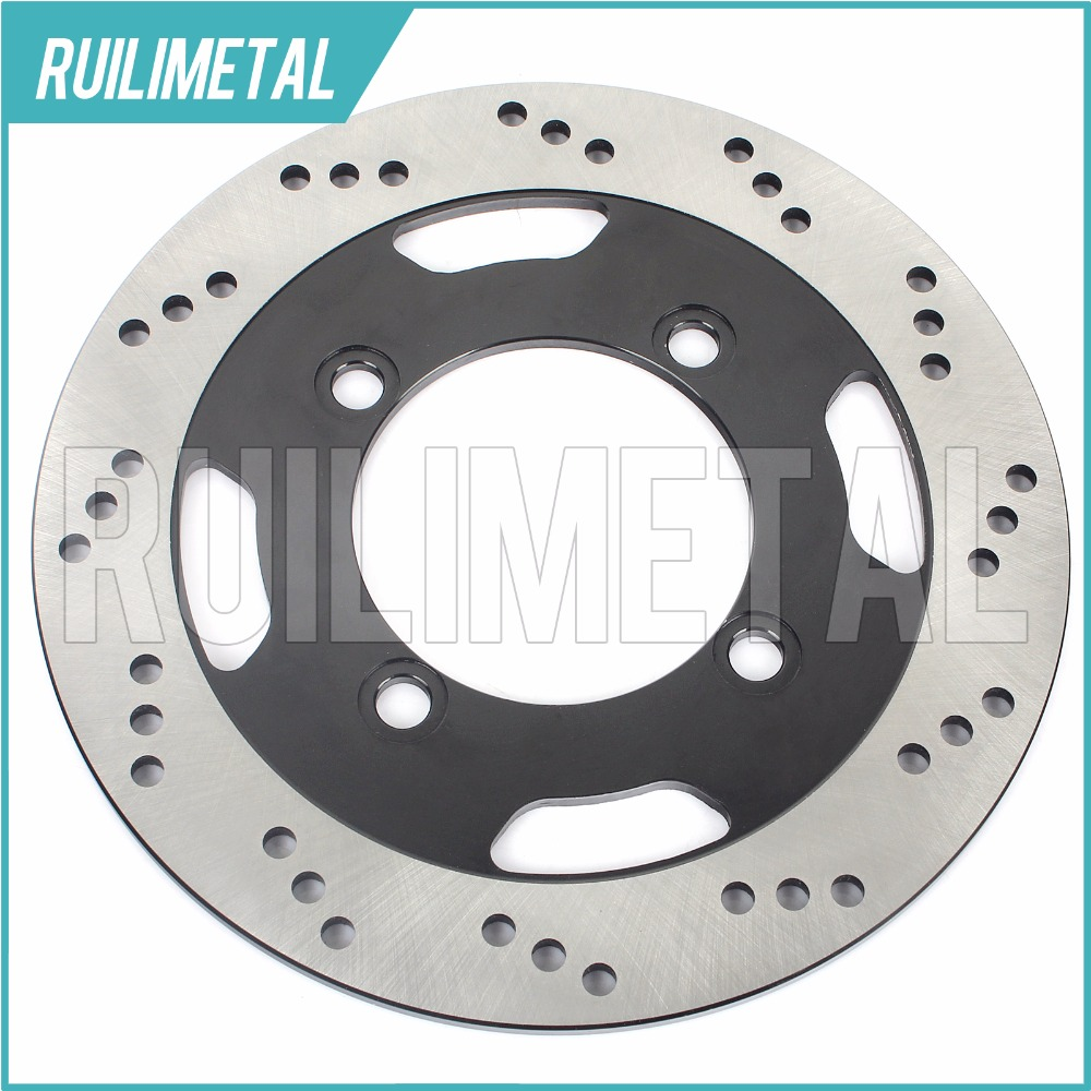 Rear Brake Disc Rotor for SUZUKI GSXR RGV 250 SP SG 350 Goose 1992 1993 1994 1995 1996 1997 1998 1999 GSXR250 GSXR-250 RGV250 2 pieces motorcycle front disc brake rotor scooter front rear disc brake rotor for honda cb400 1994 1995 1996 1997 1998