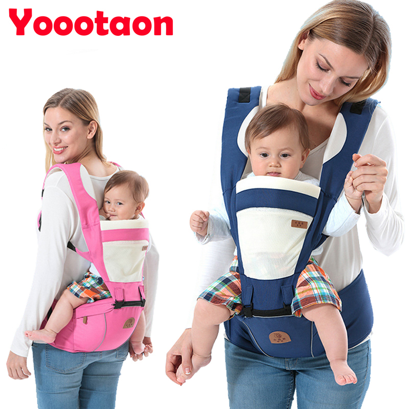 ФОТО Breathable Multifunctional Front Facing baby carriers for 0-36M newborn High Quality baby comfort baby wrap and infant slings