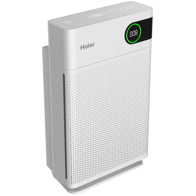 Haier Professional Electric Maternal and Child Household Negative Ion Air Purifier Sterilization Cigar Smoke Haze Air Cleaner maternal benefits of regular exercise