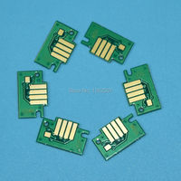 PFI-102 PFI 102 Auto-reset Viruta Del Toner Para Canon IPF Permanente 500 iPF600 700 605 610 710 Impresora de Gran Formato de Inyección de tinta cartucho