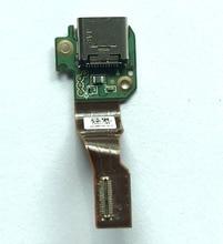 SHELKEE Free shipping Original Typ-c Typ c Interface for GoPro Hero 5 lens Sports camera Repair parts