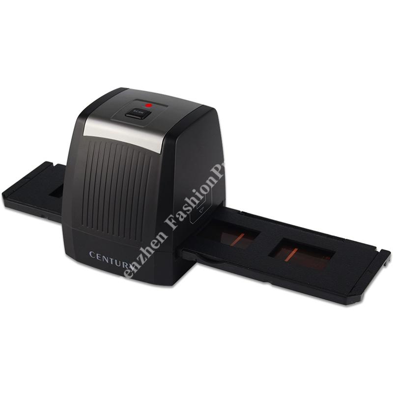 Prix pour 5 Mega Pixels USB 135 Négative Photo Scanner 35mm Film Scanner Scanner de Diapositives Portable Numérique Convertisseur De Film Photo Copieur