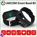 Jakcom b3 banda inteligente nuevo producto de pulseras como pulsera inteligente de la presión arterial de fitness uhr smart ip67