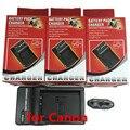 Cargador de batería de litio nb-6l nb-6lh para canon/asiento sx520 SX610 SX530 SX600 SX700 HS IXUS 85 Cámara Batería SX710 cargador
