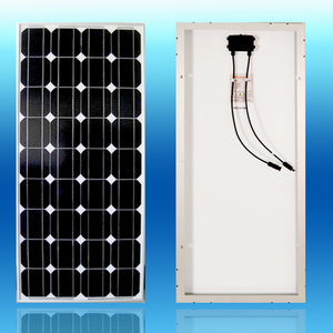 solar panel 100w 12 v monocrystalline solar cell fotovoltaico off grid solar power system waterproof cheap china solar panel