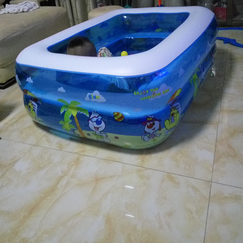 Free Ship Discount Adjustable Folding Babies Swimming Pool Baby Pool Piscina Piscine Alloy Stent Infants&children Kids Swim Pool Swimming Pool
