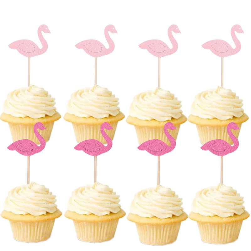 12-piezas-Pastel-de-Navidad-decoraci-n-Cupcake-Topper-oro-2019-v-spera-de-A-o