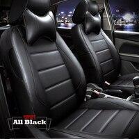 Custom leather car seat cover for hyundai tucson solaris creta getz kona lantra i40 santa fe elantra terracan all models