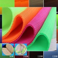 360g M Sandwich Mesh Fabric Three Layer Elastic Mesh Fabric Net Cloth Shoes Clothing Chair Car