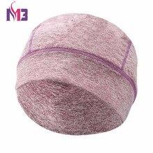 10PCS/lot Wholesales New Arrival Women Dome Cap Seamless Beanie Hat Bonnet Femme Wig Skullies