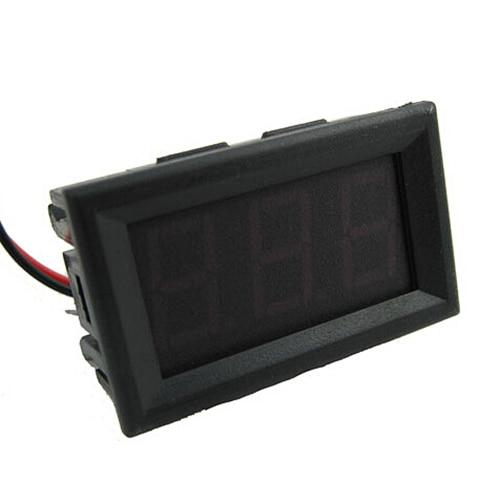 Mini 1 arvutid Uus alalisvoolu 0–30 V LED-paneelpinge mõõtur - Mõõtevahendid - Foto 4
