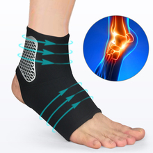 Basketball Ankle Support Brace Sports Ankle Socks Elastic High Protect Equipment Safety Running Fitness Gym Newest Ankle weights цена 2017