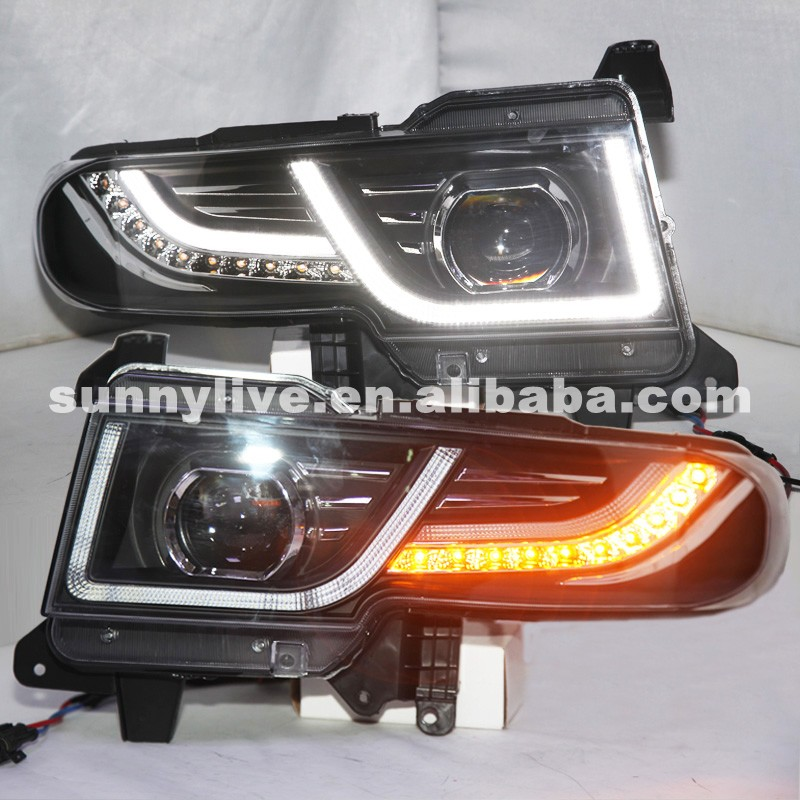 LED Land Rover Look Tail Lights For Toyota FJ Cruiser 2007-2014 Assembly