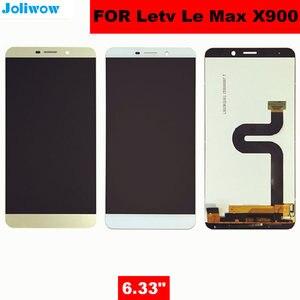 Image 3 - Für Letv LeEco Le S3 X626 x520 1 PRO X800 x600 X608 Max X900 X910 LCD Display + Touch Screen montage Ersatz Zubehör