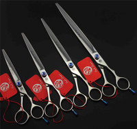 7 Or 8 Or 9 Or 10 Inch Professional Pet Grooming Scissors Japan 440C Dog Hair
