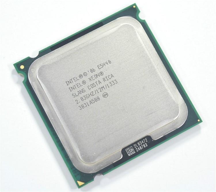 Intel Xeon E5440 2.83GHz 12MB Quad-Core CPU Processor Works on LGA775 motherboard