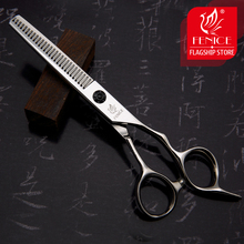 JP440C 6.0 inch professional hairdressing thinning scissors high quality thinning rate 30-35%