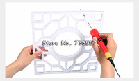1Pc 10CM Craft Hot Knife Styrofoam Cutter Pen CUTS FOAM KT Board WAX Cutting Machine Electronic