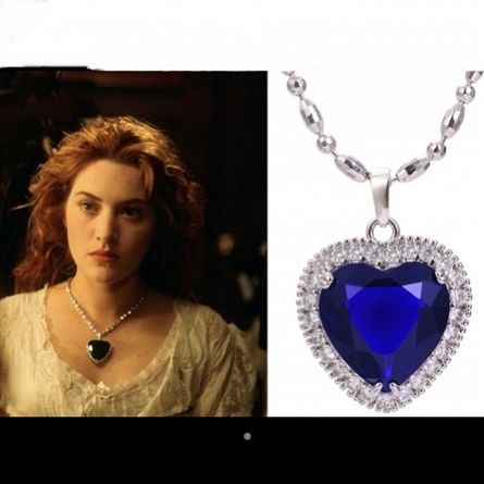 Hot sale copper with platinum plated cz pendant classic titanic copper with platinum plated cz pendant classic titanic heart of the oceanfree shipping pw 18 in pendants from jewelry accessories on aliexpress aloadofball Image collections