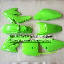 CRF 70 Plastic covers Fairing Kits CRF70 dirt Pit Bike Procket Bike Xmotos Baja DR50 49 50cc 70 90 110  Kayo HK 160