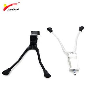 Двойные подставки для велосипеда, подставки для ног из нержавеющей стали, MTB, для горного велосипеда, поддержка 20