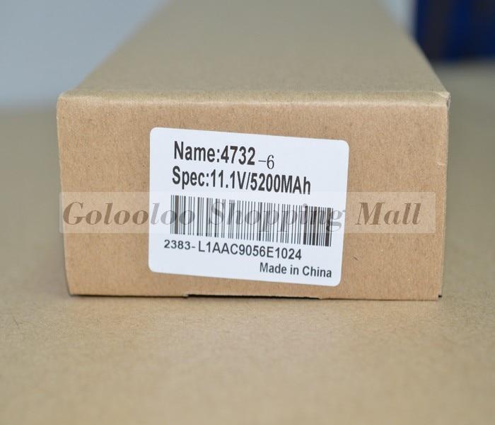 Baterias de Laptop 4400 mah bateria para acer Modelo Número : 5732z As09a61 As09a71 As09a75
