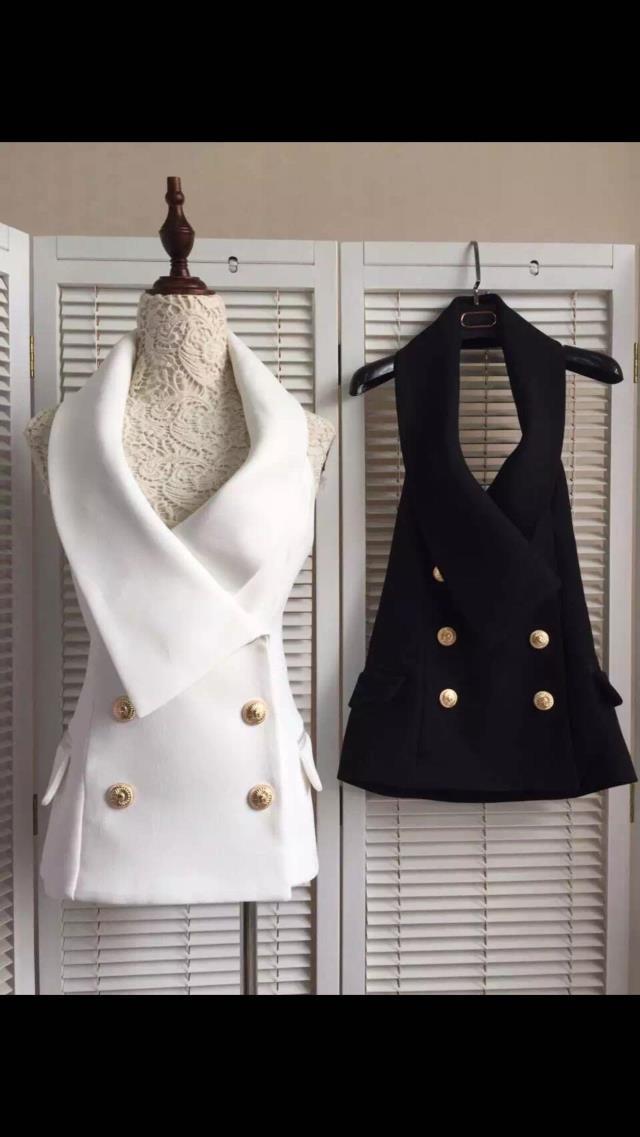 Sale Chalecos Mujer Vest 2017 New font b Women s b font Ms Ol Wind Type