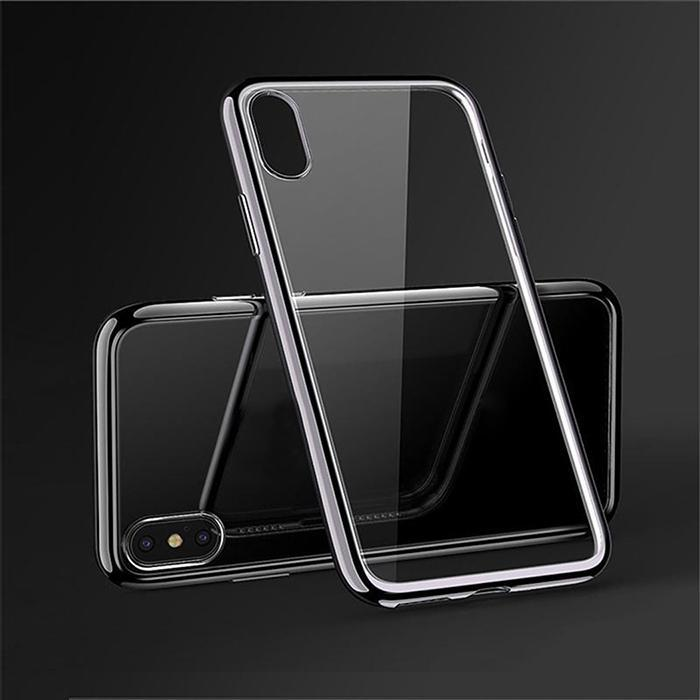 Ultra Thin Slim Soft TPU Scratchproof Silicone Phone Cover Case For apple xs max iPhone x iPhone xs iPhone 7 8 iPhone 6 6s 5 5s usb battery bank charger