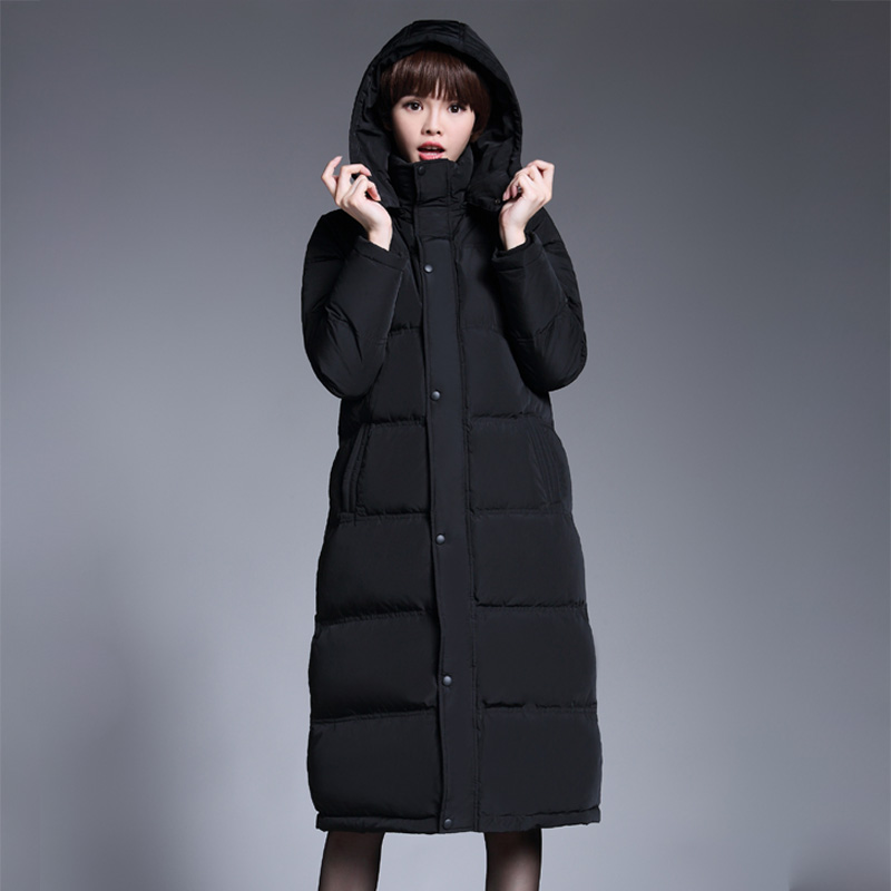 Aliexpress Com Buy High Quality Duck Down Jackets Hooded