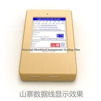 V3.0 iphone Apple data cable tester true and false detector genuine authentic manufacturers original authentic