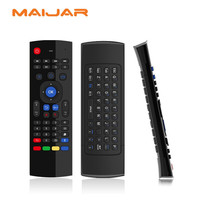 Air Mouse T3M Microphone Suitable For Computer Android Smart Tv Box Set Top Box Media Player