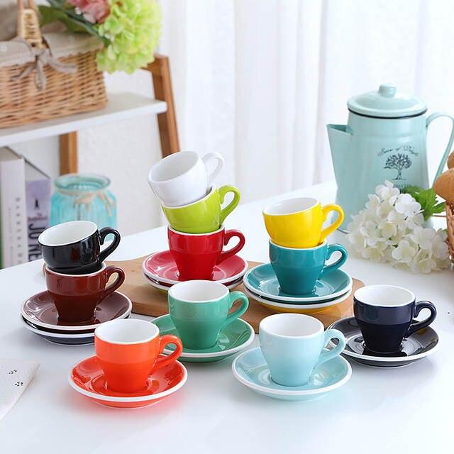 Morphe 36Off Espresso Wholesale Cafe Caneca Tea Acf Colour mini Italian In 80cc Tasse Us14 Ceramic Afternoon Tray Mug 27 Cup Tumbler Latte Set vmnO80Nw