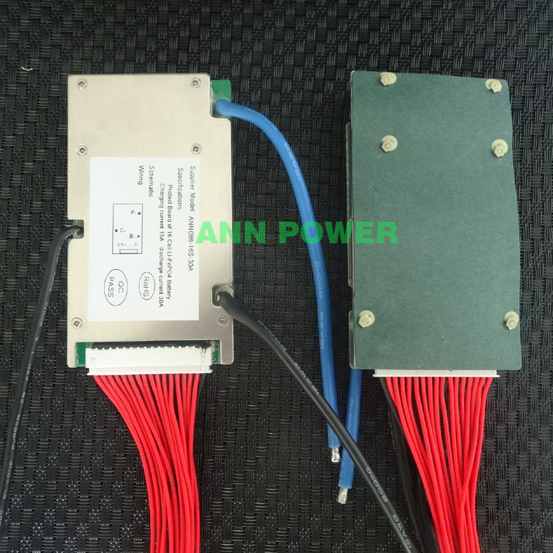 Consumer Electronics 3s-17s Lithium Li-ion Battery Led Test Board Protection Board Cable Wiring 10s 36v 13s 48v 16s 60v Bms Line Connector Detection Accessories & Parts