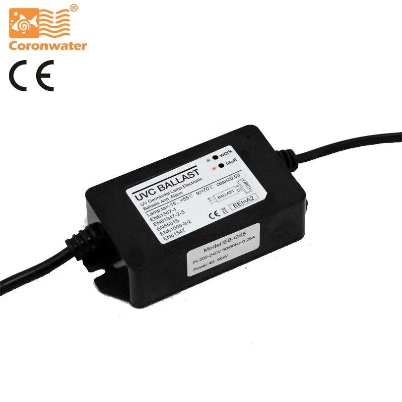 EU Standard Entkeimungslampe Elektronische Vorschaltgeräte UV ...