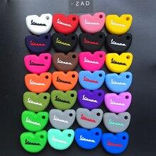 ZAD Cover custodia chiave moto in Silicone per Vespa origps GTS300 946 LX150 fly 125 150 RA1 3vte Gts 200 chiave moto