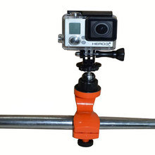 Go Pro Accessories Bike Motorcycle Bicycle Handlebar Mount Stand for Gopro Hero 2 3 3+ 4 Xiaomi Yi 4K 2 Sjcam Sj4000 Accessories