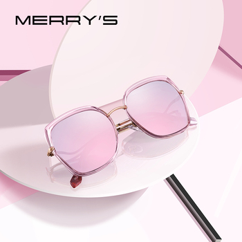 MERRYS DESIGN Women Fashion Cat Eye Polarized Sunglasses Ladies Luxury Brand Trending Sun glasses UV400 Protection S6238 Apparels Sunglasses