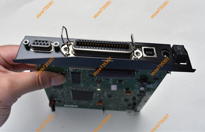 high quality original GC420T label Printer motherboard mainboard PN P102679601 for GC420T main logic board mother