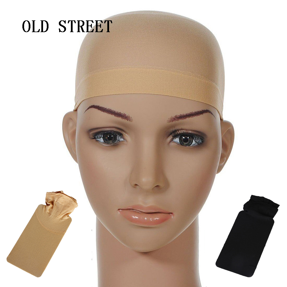 Top Selling Hair Mesh Wig Cap Stocking Liner Snood Mesh Stretch Nude Beige Use And Wash Easily Anne Glueless Dome Hair Cap