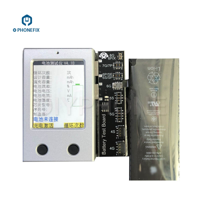 iphone Battery Replacement Health Life Tester (2)
