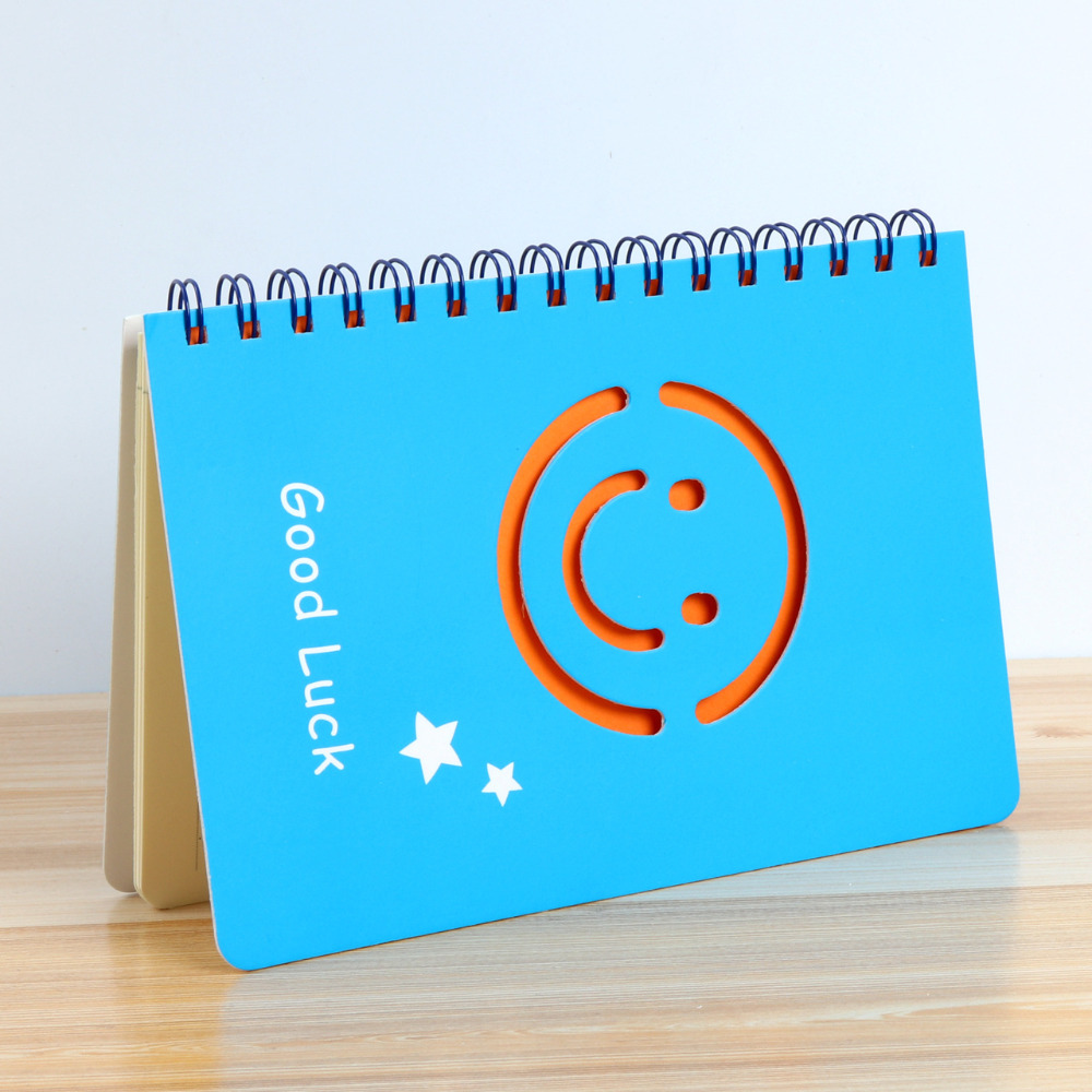A5 Coil Notebook Filler Papers Office Supplies Stationery Likely 10 Circuit Board Composition Smile Face High Quality School Diary Hot Sale In Notebooks From