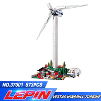 Lepin 37001 Creative Series The Vestas Windmill Turbine Set Children Educational Building Blocks Bricks Toys Model