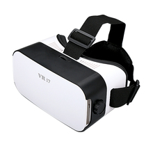2016 VR Box 3.0 Virtual Reality Glasses Cardboard Google 3D Movie Smartphone Game Blu-ray Glasses I7 for 4.0″-6″ Android Phone