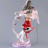 Alphamax Skytube Hiro Sexy Girl Cloth Can Be Taken Off Japanese Anime Figures Sexy Girl Pvc Action Figure Toys Model Collection