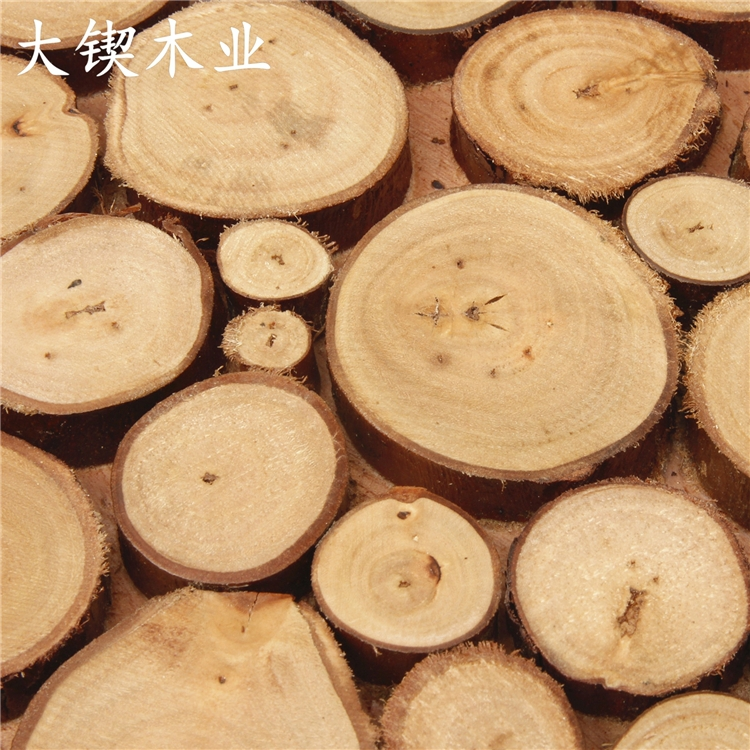 eucalyptus small round wood wooden WMM0005 backsplash tile bedroom wall  tile ancient wood mosaic panels mesh backing floor - Eucalyptus Wood Flooring Promotion-Shop For Promotional Eucalyptus