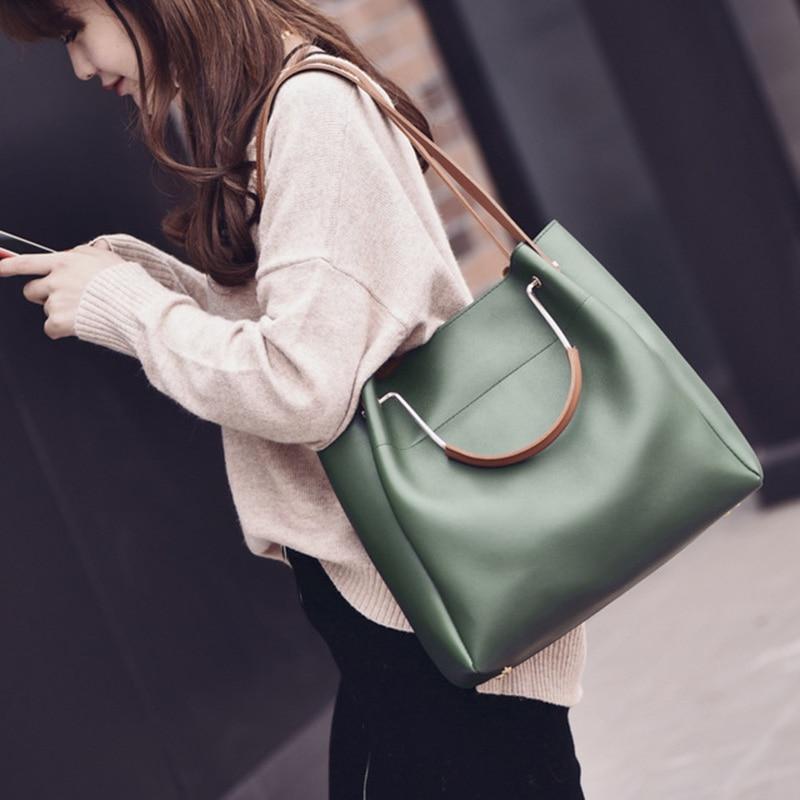 RanHuang Fashion Women Messenger Bags Pu Leather Handbags Ladies Casual Shoulder Bags Bolsa Feminina