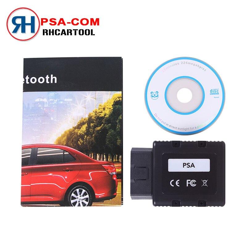 Prix pour 2017 Car Styling PSA-COM PSACOM Bluetooth De Diagnostic et Outil de Programmation Remplacement de Lexia-3 PP2000 lexia 3 livraison gratuite